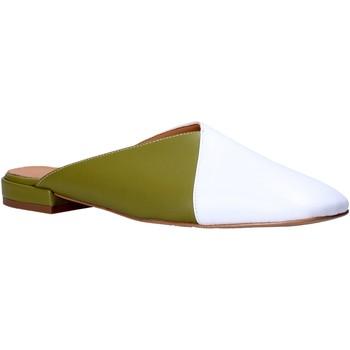 Παπούτσια Γυναίκα Σαμπό Grace Shoes 866003 λευκό