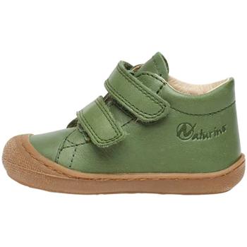 Παπούτσια Παιδί Μπότες Naturino 2012904 01 Πράσινος