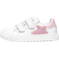 Παπούτσια Παιδί Sneakers Naturino 2015163 01 λευκό