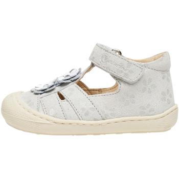 Παπούτσια Κορίτσι Σανδάλια / Πέδιλα Naturino 2013458 09 Γκρί