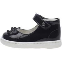 Παπούτσια Παιδί Μπαλαρίνες Falcotto 2013544 01 Μαύρος