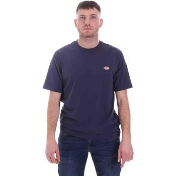 Υφασμάτινα Άνδρας T-shirt με κοντά μανίκια Dickies DK0A4XDBNV01 Μπλε
