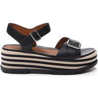 Παπούτσια Γυναίκα Σανδάλια / Πέδιλα Stonefly 213920 Μαύρος