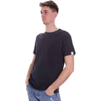 Υφασμάτινα Άνδρας T-shirt με κοντά μανίκια Replay M3350 .000.23100G Μπλε