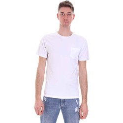 Υφασμάτινα Άνδρας T-shirt με κοντά μανίκια Replay M3350 .000.23100G λευκό
