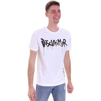 T-shirt με κοντά μανίκια Disclaimer 21EDS50565