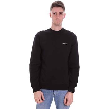 Υφασμάτινα Άνδρας Μπλουζάκια με μακριά μανίκια Dickies DK0A4XCRBLK1 Μαύρος
