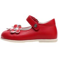 Παπούτσια Παιδί Μπαλαρίνες Naturino 2015004 01 το κόκκινο