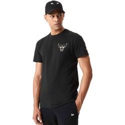 Υφασμάτινα Άνδρας T-shirt με κοντά μανίκια New-Era 12590868 Μαύρος