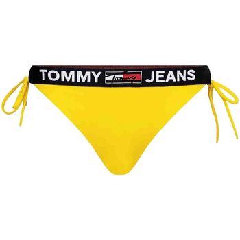 Υφασμάτινα Γυναίκα Μαγιώ / shorts για την παραλία Tommy Hilfiger UW0UW02944 Κίτρινος