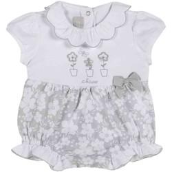 Υφασμάτινα Παιδί Σετ από φόρμες Chicco 09050855000000 λευκό