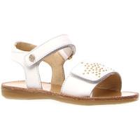 Παπούτσια Κορίτσι Σανδάλια / Πέδιλα Naturino 502714 01 λευκό