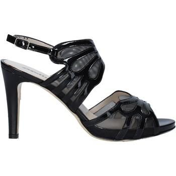 Παπούτσια Γυναίκα Σανδάλια / Πέδιλα Melluso HS845 Μαύρος