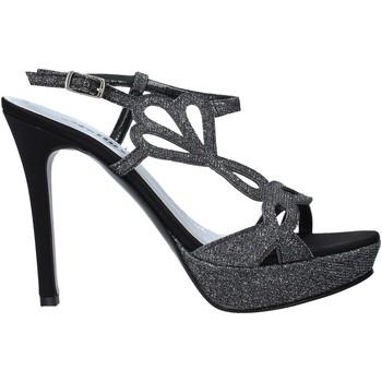Παπούτσια Γυναίκα Σανδάλια / Πέδιλα Melluso HJ469N Μαύρος