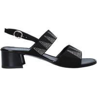 Παπούτσια Γυναίκα Σανδάλια / Πέδιλα Melluso 03129X Μαύρος