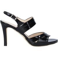 Παπούτσια Γυναίκα Σανδάλια / Πέδιλα Melluso HS830 Μαύρος
