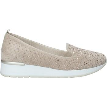Παπούτσια Γυναίκα Slip on Melluso HR20021 Μπεζ