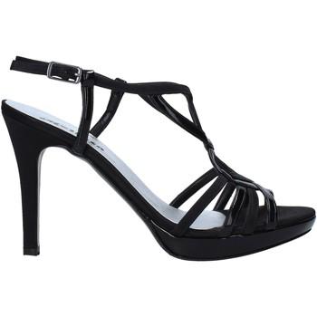 Παπούτσια Γυναίκα Σανδάλια / Πέδιλα Melluso HJ428 Μαύρος