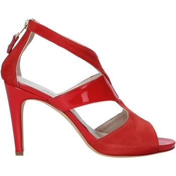 Παπούτσια Γυναίκα Σανδάλια / Πέδιλα Melluso HS852 το κόκκινο
