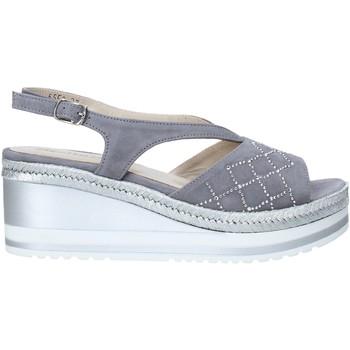 Παπούτσια Γυναίκα Σανδάλια / Πέδιλα Melluso HR70734 Γκρί