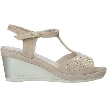 Παπούτσια Γυναίκα Σανδάλια / Πέδιλα Melluso HR70511 Μπεζ