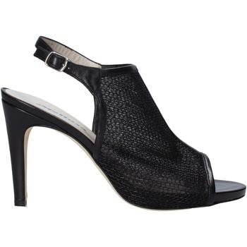 Παπούτσια Γυναίκα Σανδάλια / Πέδιλα Melluso HS841 Μαύρος