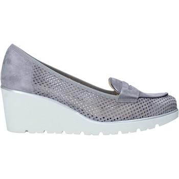 Παπούτσια Γυναίκα Slip on Melluso HR20509 Γκρί