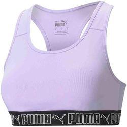 Υφασμάτινα Γυναίκα Αθλητικά μπουστάκια  Puma 520302 Βιολέτα