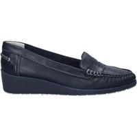 Παπούτσια Γυναίκα Μοκασσίνια Melluso 0250X Μπλε