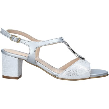 Παπούτσια Γυναίκα Σανδάλια / Πέδιλα Melluso K95350 Ασήμι