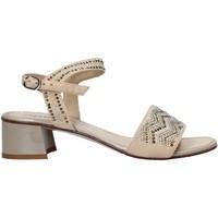 Παπούτσια Γυναίκα Σανδάλια / Πέδιλα Melluso 03132X Μπεζ