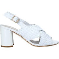 Παπούτσια Γυναίκα Σανδάλια / Πέδιλα Melluso HS536 λευκό