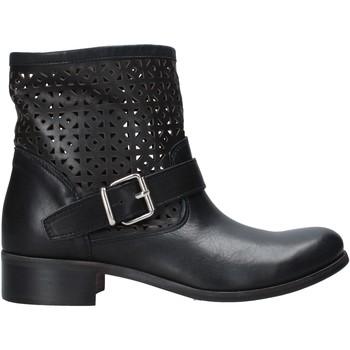 Παπούτσια Γυναίκα Μπότες Melluso H01400 Μαύρος