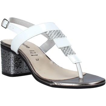 Παπούτσια Γυναίκα Σανδάλια / Πέδιλα Melluso H037097 λευκό