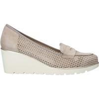 Παπούτσια Γυναίκα Slip on Melluso HR20509 Μπεζ