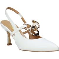 Παπούτσια Γυναίκα Σανδάλια / Πέδιλα Grace Shoes 057R059 λευκό