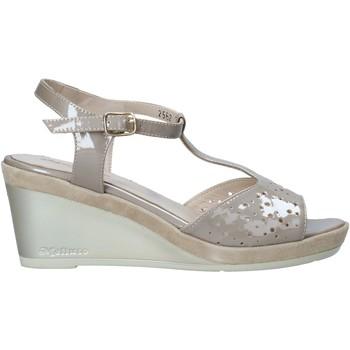 Παπούτσια Γυναίκα Σανδάλια / Πέδιλα Melluso HR70520 Μπεζ