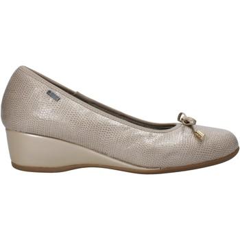Παπούτσια Γυναίκα Μπαλαρίνες Melluso H08123 Μπεζ