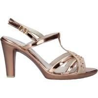 Παπούτσια Γυναίκα Σανδάλια / Πέδιλα Melluso HR50134 Ροζ