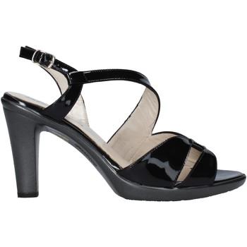 Παπούτσια Γυναίκα Σανδάλια / Πέδιλα Melluso HR50138 Μαύρος