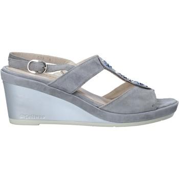 Παπούτσια Γυναίκα Σανδάλια / Πέδιλα Melluso HR70513 Γκρί
