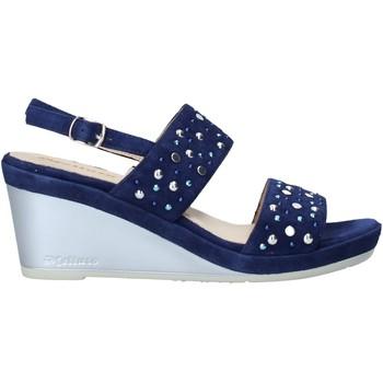 Παπούτσια Γυναίκα Σανδάλια / Πέδιλα Melluso HR70531 Μπλε