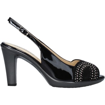 Παπούτσια Γυναίκα Σανδάλια / Πέδιλα Melluso HR50117 Μαύρος