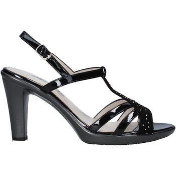 Παπούτσια Γυναίκα Σανδάλια / Πέδιλα Melluso HR50134 Μαύρος