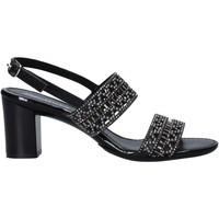 Παπούτσια Γυναίκα Σανδάλια / Πέδιλα Melluso 03131X Μαύρος