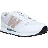 Παπούτσια Άνδρας Χαμηλά Sneakers Melluso U93200X λευκό