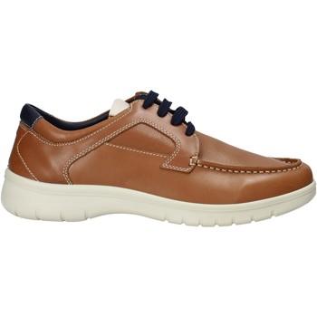 Παπούτσια Άνδρας Sneakers Melluso XU17128 καφέ
