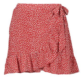 Υφασμάτινα Γυναίκα Φούστες Betty London OLINDA Red / Άσπρο