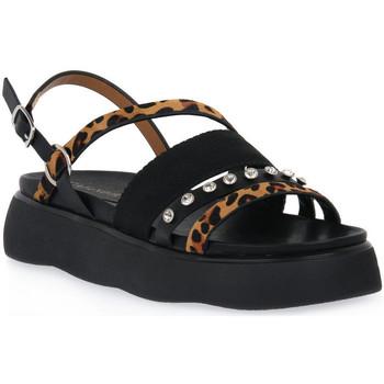 Παπούτσια Γυναίκα Σανδάλια / Πέδιλα Café Noir CAFE NOIR N013 SIMMETRICO Nero