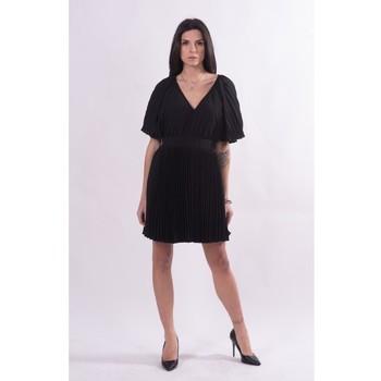 Υφασμάτινα Γυναίκα Κοντά Φορέματα Fracomina FQ21SD1002W412F9 Μαύρος